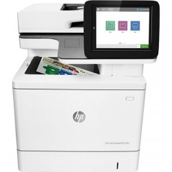 HP Color LaserJet Managed MFP E57540dn Printer