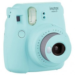 Camera foto instant FujiFilm Instax Mini 9 Ice Blue