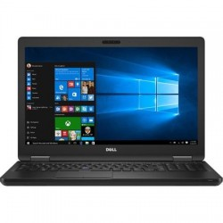 "Laptop Dell Latitude 5590, 15.6"" FHD, Intel Core i5-8350U, 8GB DDR4, 256GB SSD, Intel UHD Graphics, Win10Pro"