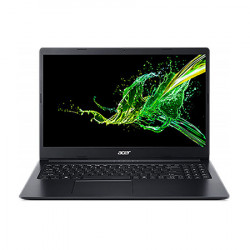 "Laptop ACER ASPIRE 3 A315-34-C91W, 15.6"" HD, Intel Celeron Quad Core N4100, 256GB SSD, Linux, Black"