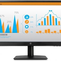 "Monitor HP 3WP71AS 21.5"" FullHD 5ms"