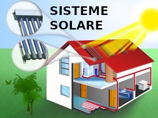 Sisteme solare pentru apa calda