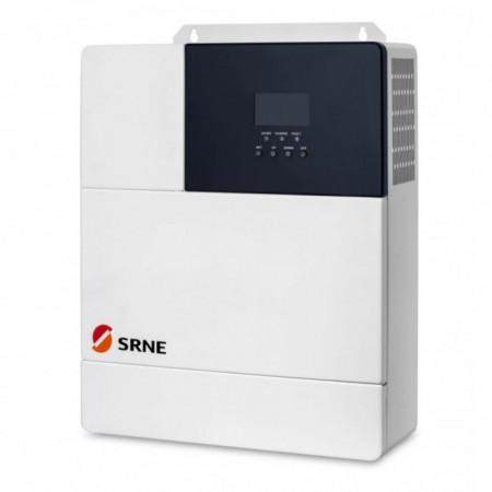 Invertor SRNE 5 kW , 48V / 80A input PV max. 450V