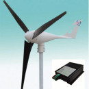 Turbina eoliana cu regulator,12V / 24V 500W, eficienta mare la vant mic