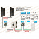 Invertor solar Solax Boost X1-4200T dublu tracker monofazat