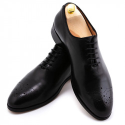 Pantofi barbatesti negri de ceremonie
