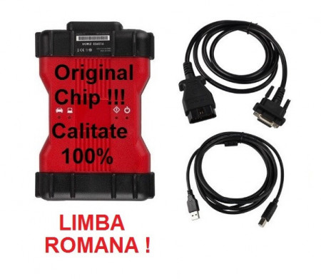Testere Auto Profesionale > Interfata reprezentanta VCM2 gama Ford / Mazda / Land Rover, full chip version