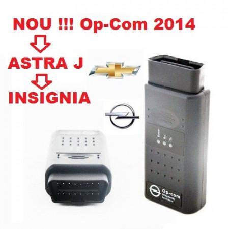 Testere Auto Unimarca > Interfata Op-Com gama Opel / Saab / Honda