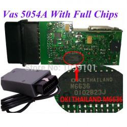 Testere Auto Profesionale > Interfata VAS 5054a Vw / Audi / Skoda / Seat model de reprezentanta full chip