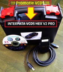 Tester Interfata Auto VCDS HEX V2 VAG COM > Vw / Audi / Skoda / Seat, ultima versiune