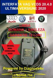 Testere Auto VCDS 20.4 Ultima Versiune > Vw / Audi / Skoda / Seat