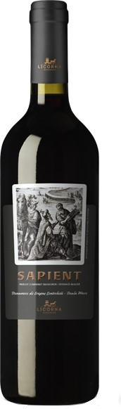 LICORNA WINEHOUSE - Sapient Cabernet Sauvignon, Merlot & Fetească Neagră
