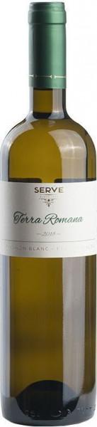 SERVE - Terra Romana Sauvignon Blanc & Feteasca Alba