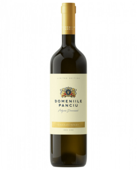 PANCIU - Podgorie domnească Chardonnay
