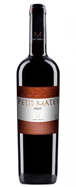 DOMENIILE PRINCE MATEI - Petit Matei Merlot