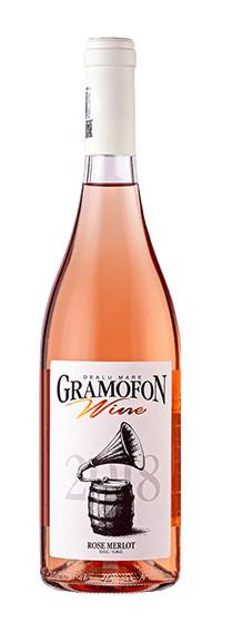 GRAMOFON - Rose Merlot