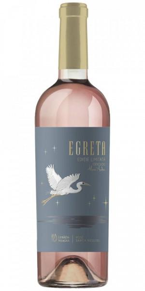LEBADA NEAGRA- Egreta Editie Limitata Rose Merlot