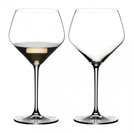 SET RIEDEL - HEART TO HEART Oaked Chardonnay