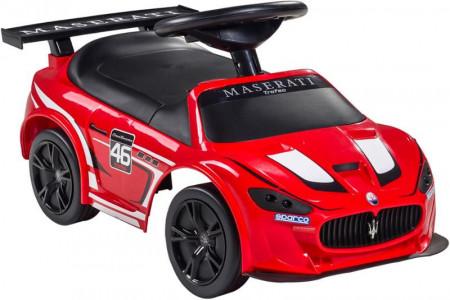 Army Maserati Gran Turismo MC Trofeo, roșu cu sunete, 67x30x30 cm