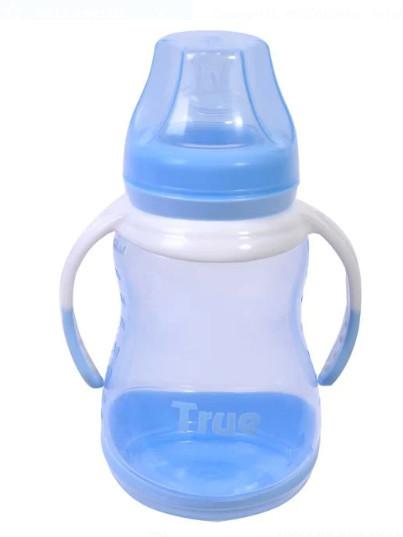 Sticla pentru bebelusi - albastru 250 ml