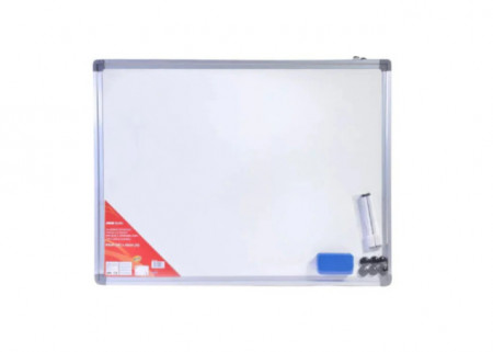 Tabla de scris cu marker, accesorii incluse, 60x45 cm