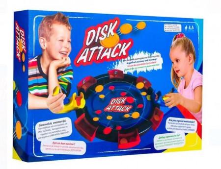 """Joc de masa """" Disk attack"""""""