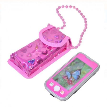 Telefon realist cu husa