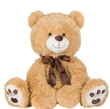 Urs de plus maro, 60 cm