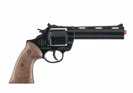 Arma de jucarie realista Magnum 12 gloante