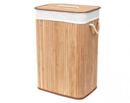 Cos de rufe din bambus