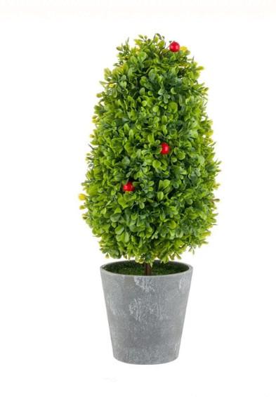 """<img src=""""bonsai4.png"""" alt=""""Ghiveci decorativ Arborele Bonsai cu fructe roșii - 45 cm"""">"""