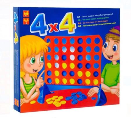 Joc de masa 4x4
