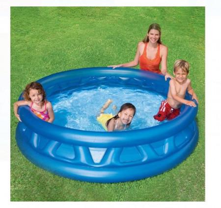 Piscină Copii Albastru 188x46 - Intex