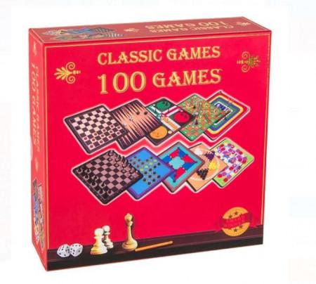 Joc de masa 100 classic games