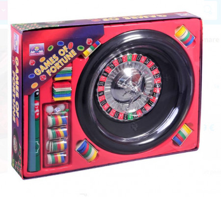 Joc ruleta set mare