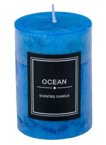 Lumanare tip coloana, Aroma de ocean