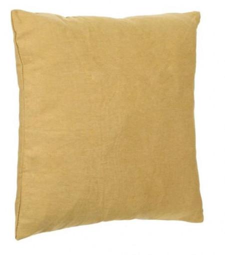 Perna decorativa mustar 50x50cm