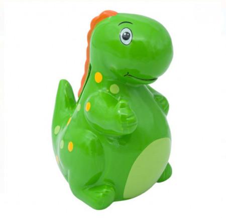 Pusculita dinozaur - 11x10x15 cm