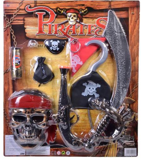 Set pirat - 9 buc.