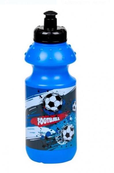 Bidon apa pentru copii cu design fotbal