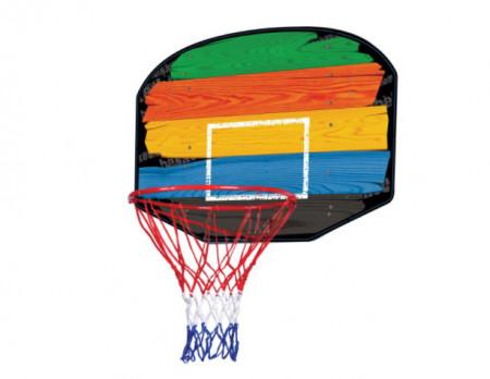 """<img src=""""bas.png"""" alt=""""Cos de baschet, model panou pe perete, metal, multicolor, 80x1.3x60 cm"""">"""