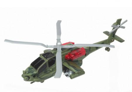 Elicopter militar cu sunet și lumină
