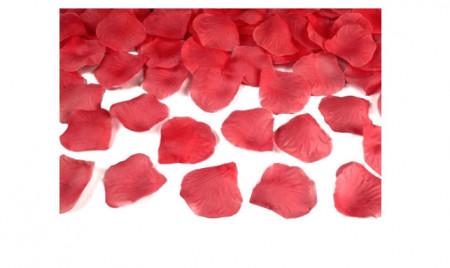 Petale trandafiri rosii - 300buc