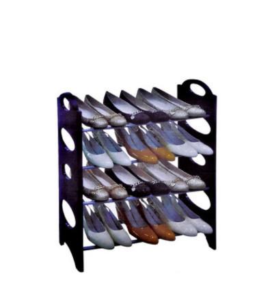 Suport etajera pentru incaltaminte - 4 rafturi, 60x20x64cm