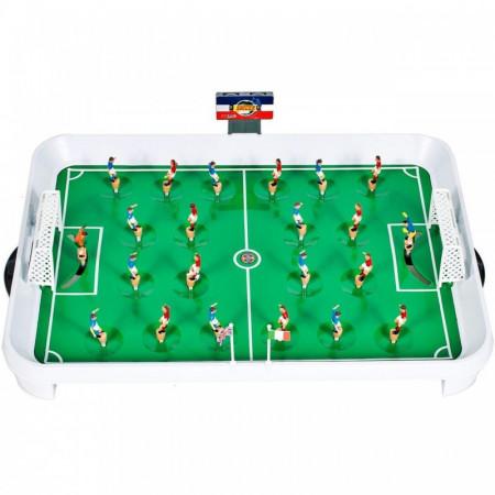 Fotbal de masa pe arcuri, 53x37x13 cm