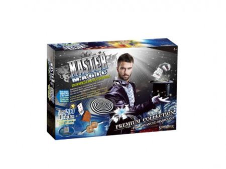 Joc de magie - Maestrul magician - 200 trucuri magice si instructiuni