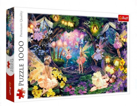 Puzzle 1000 piese