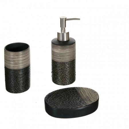 """<img src=""""set baie mozaic negru.png"""" alt=""""Set baie ceramica 3 piese efect mozaic negru"""">"""