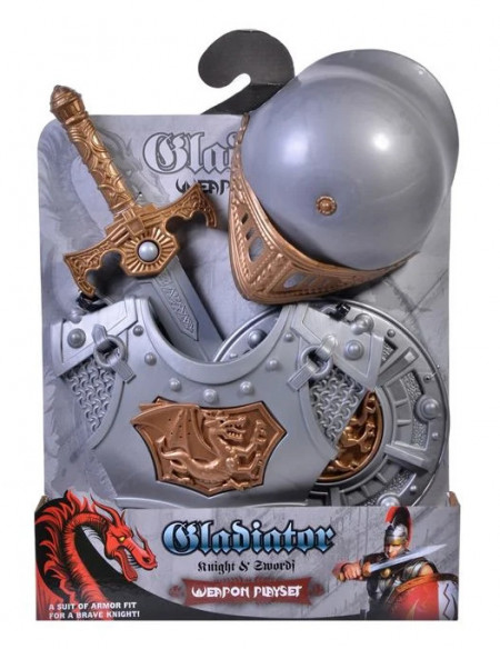 Set Gladiator - 4 buc.
