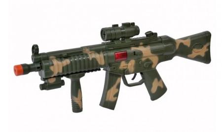 Arma de jucarie 55 cm